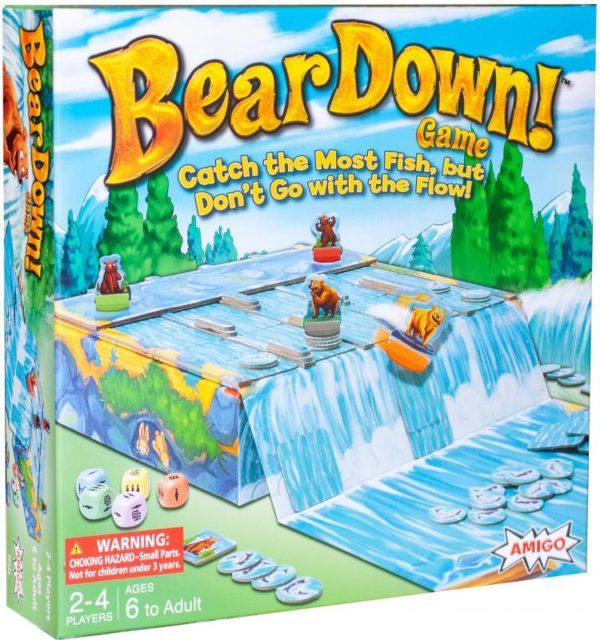 Bear Down! Game