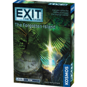 Exit the Game: The Forgotten Island