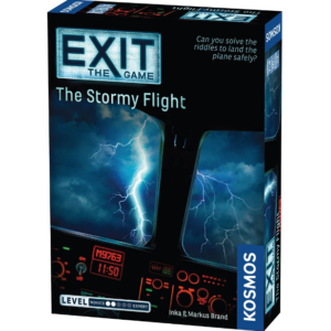Exit the Game: The Stormy Flight