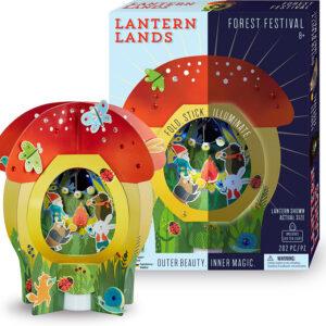 Lantern Lands Forest Festival