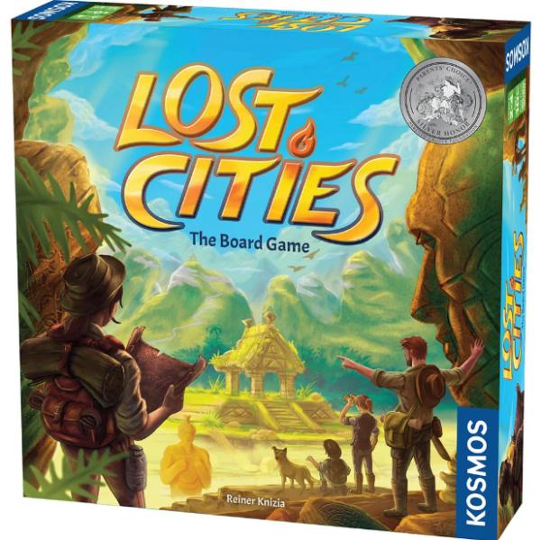 Lost Cities (The Board Game)