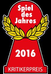 Spiel des Jahres 2016 Award