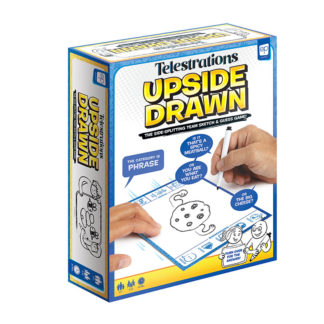 Telestration Upside Drawn Game