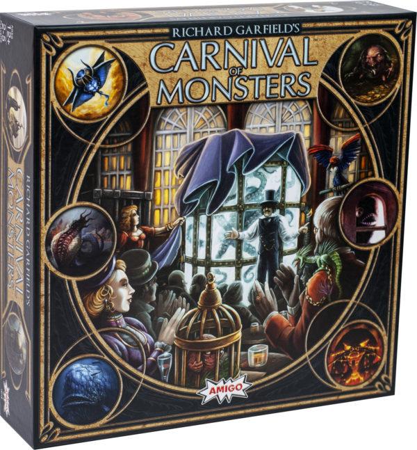 Richard Garfield's Carnival Of Monsters
