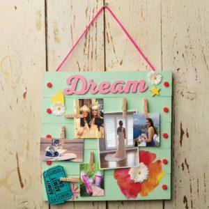 Dare to Dream Board
