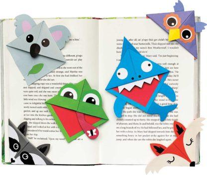 Corner Creature Bookmarks