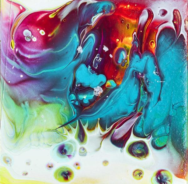 Do Art Paint Pour Studio
