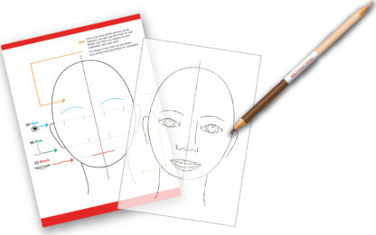 World Colors How To Draw Faces