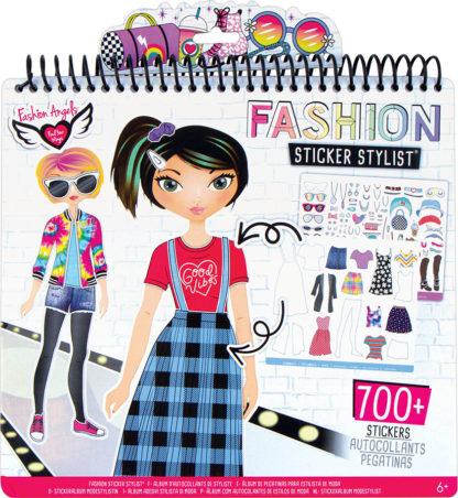 Fashion Sticker Stylist