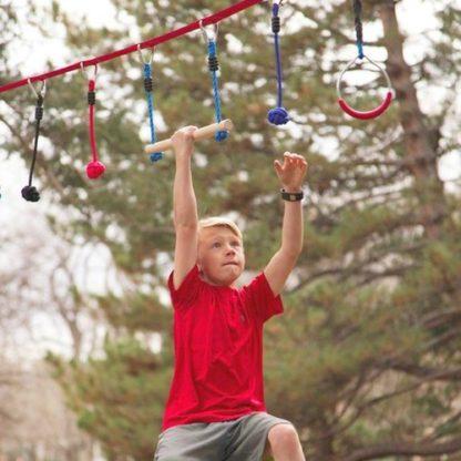 Ninjaline Gym Rings