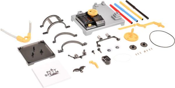 PlaySTEAM Arts Tin Can Robot Spiral Design Factory