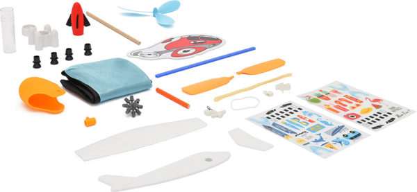 PlaySTEAM 5-in-1 Aero Science Combo Flite Learning Set