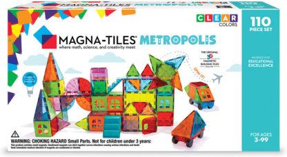 Magna-Tiles Metropolis 110 Piece Set