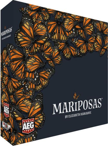Mariposas Board Game