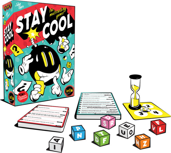 Stay Cool The Multitasking Game!