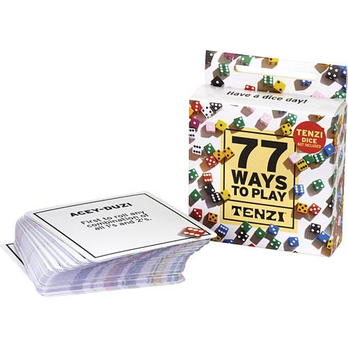 77 Ways to Play TENZI
