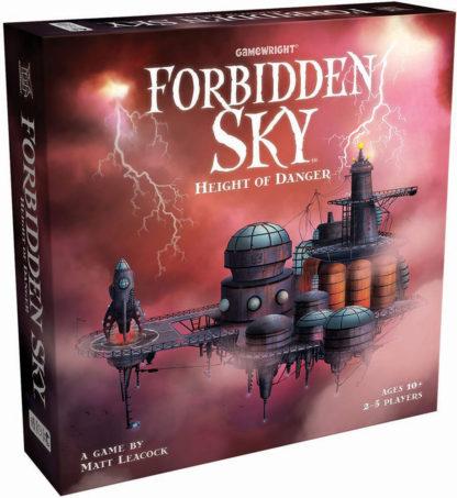 Forbidden Sky Game