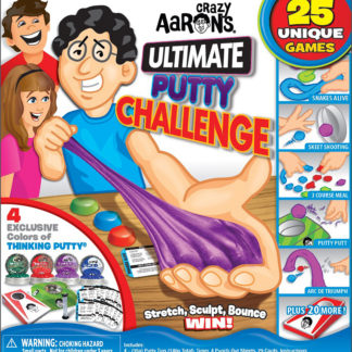 Crazy Aaron's Ultimate Putty Challenge Game
