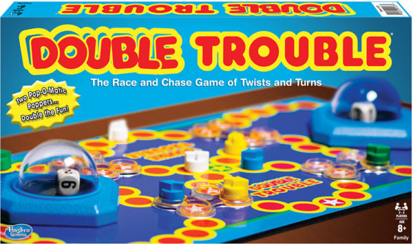 Double Trouble Board Game