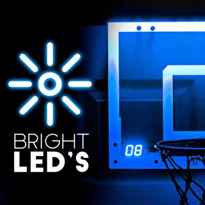 LED Electronic Scoring Pro Hoops