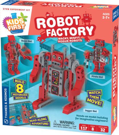 Kids First: Robot Factory