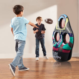 Inflatable Football Target