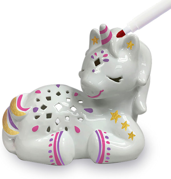 LED Candle Critters - Unicorn
