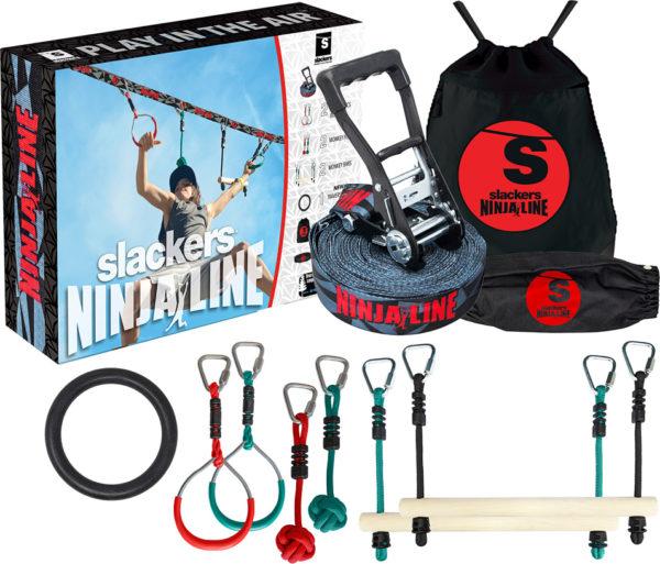 Slackers Ninjaline 36' Intro Kit