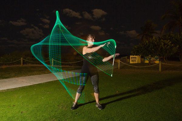 Wandini - Magic LED Levitation Wand