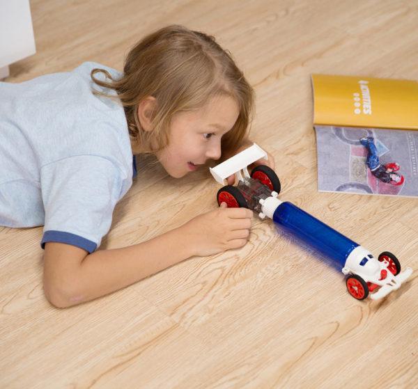 Atmospheric Turbo Racer