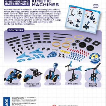 Kinetic Machines