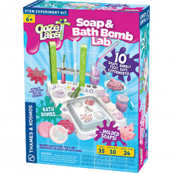 Ooze Labs: Soap & Bath Bomb Lab
