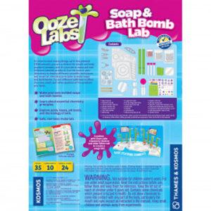 Ooze Labs: Soap & Bath Bomb Lab