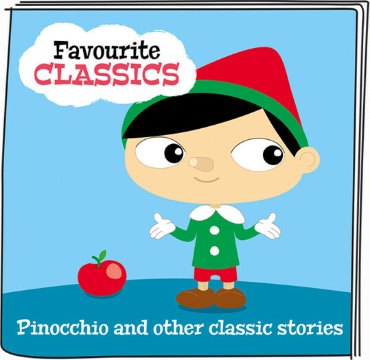 Pinocchio & Other Classic Stories