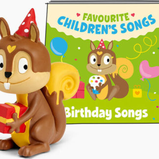 Tonie Birthday Songs