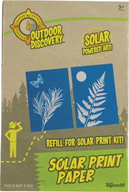 SOLAR PRINT PAPER