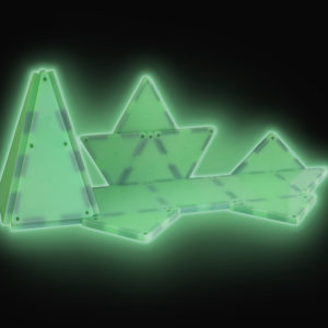 Magna-Tiles Glow 16 Piece Set
