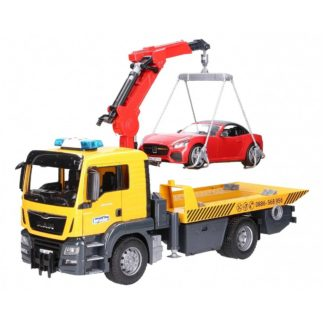 MAN TGS Tow Truck with Roadster 03750