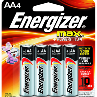 Energizer 4-pack AA