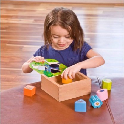 HABA Nature Shapes Sorting Box