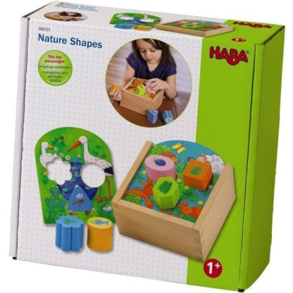 Nature Shapes Sorting Box