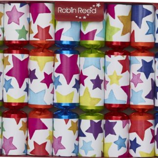 Jolly Stars Holiday Cracker