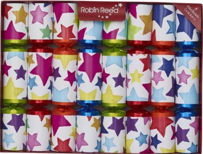 Jolly Stars Holiday Cracker