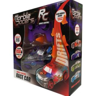 Marble Racer Light Up Race Car Purple