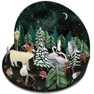 Northern Lights Pop and Slots Advent Calendar