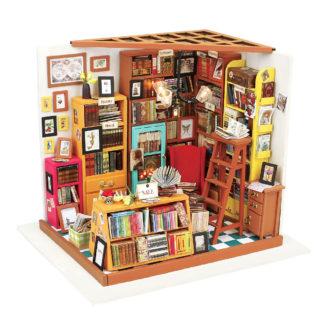 Sam's Study DIY Miniature