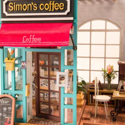Simon's Cafe DIY Miniature