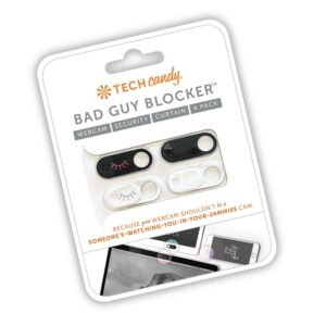 Bad Guy Webcam Blocker