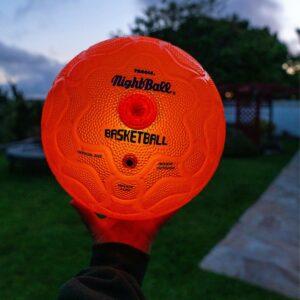 NightBall Basketball, Orange
