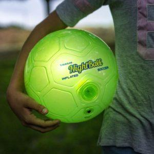 NightBall Soccer, Green